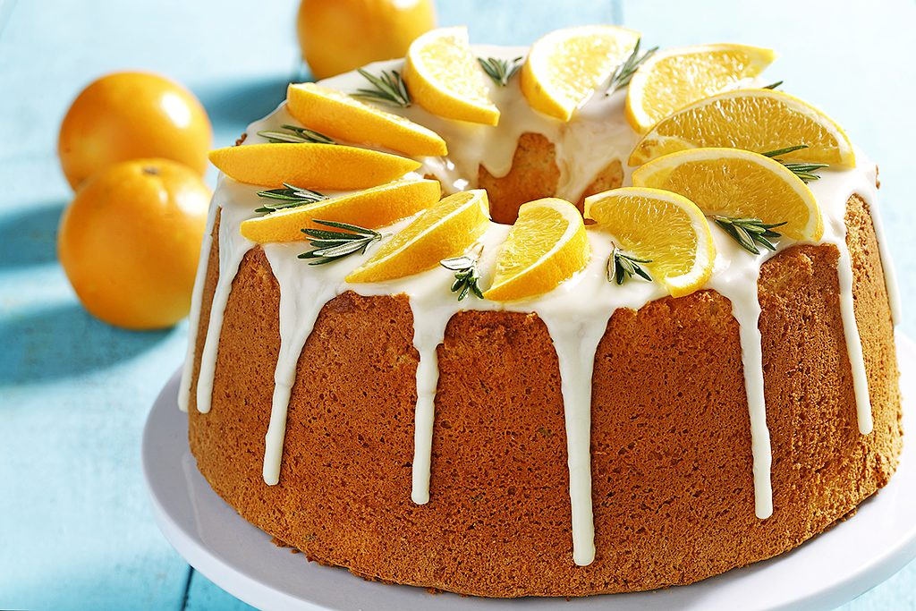 Ricetta: Orange Chiffon Cake