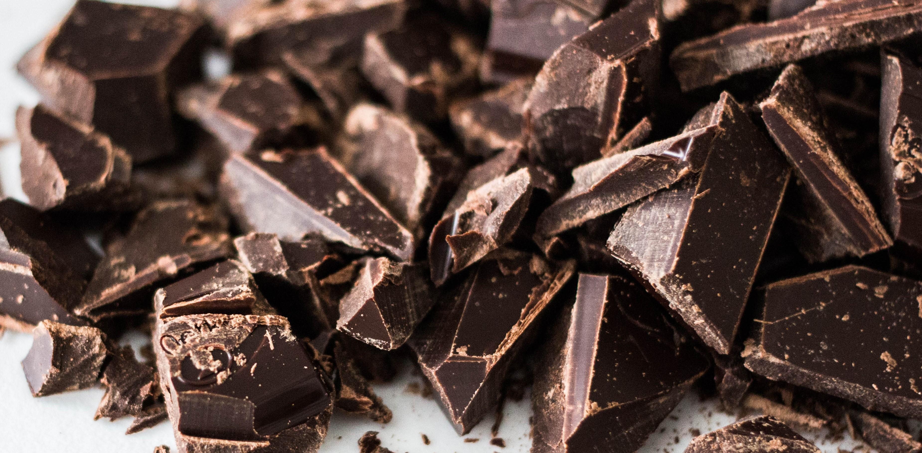 temperare il cioccolato