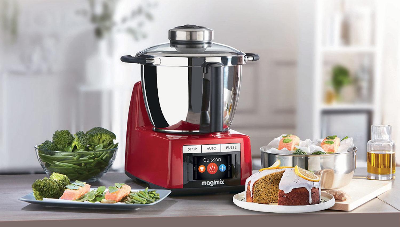 Cook Expert di Magimix: come funziona questo robot multifunzione da cucina?