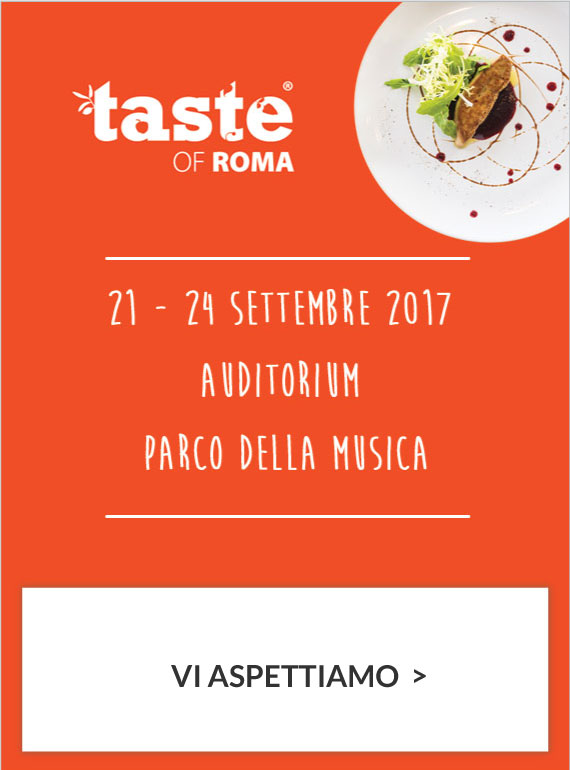 Evento Taste of Roma